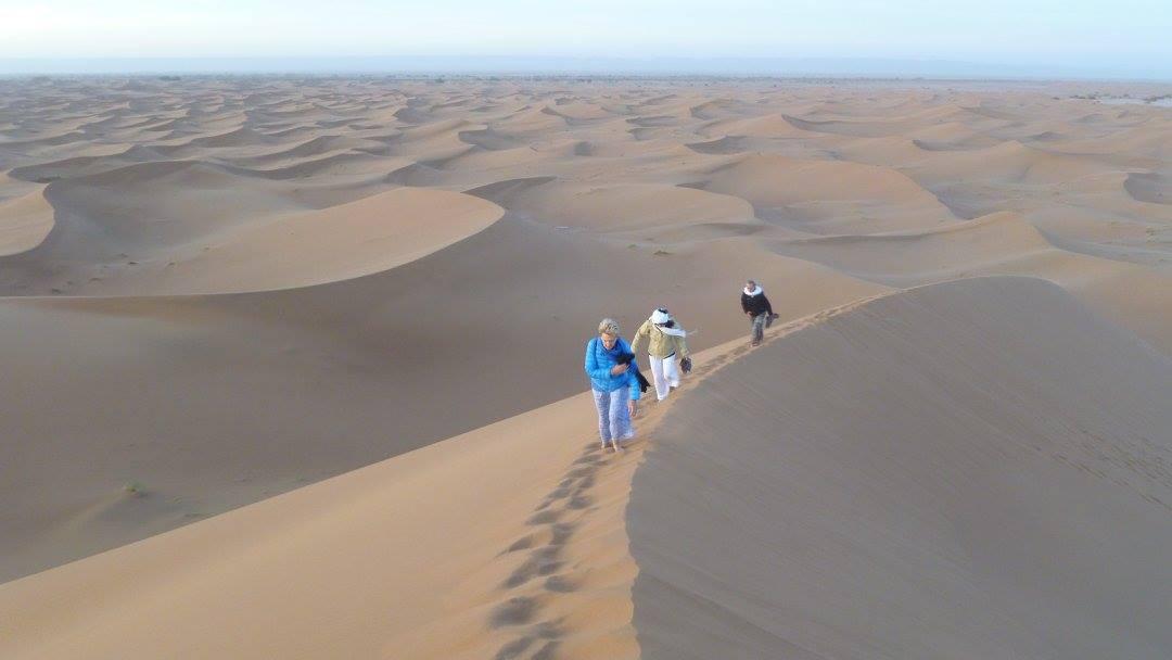 "L'effet ""kiss cool"" du désert @ Désert Sahara | Maroc"
