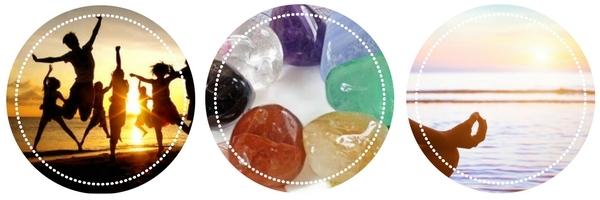 danse cristaux méditation
