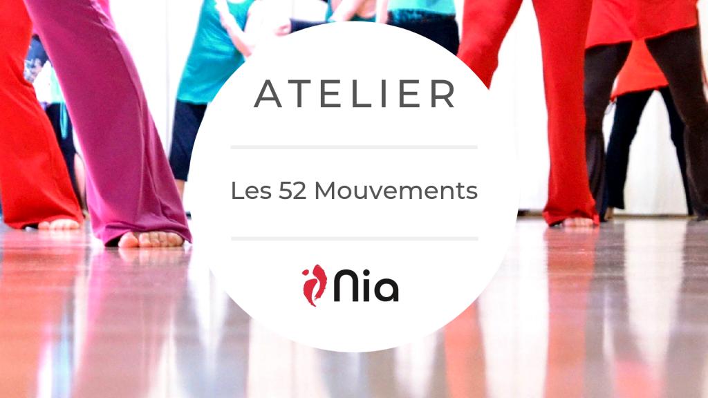 Atelier Nia : les 52 mouvements du Nia @ La Ciotat, Ecole de danse artistique