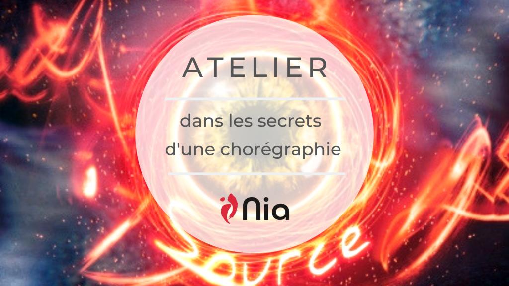 """Atelier Nia : les secrets de la routine """"Source"""" @ La Ciotat, Ecole de danse artistique"""