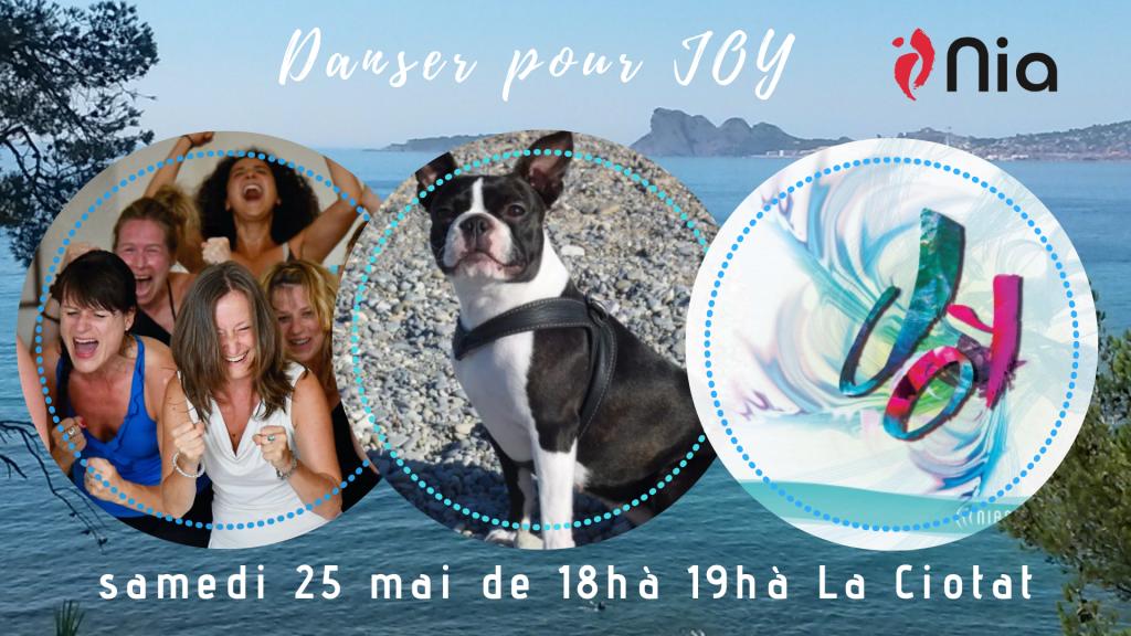 Danse de la Joie pour Joy @ La Ciotat